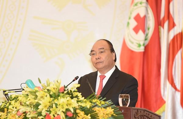 Thủ tướng Nguyễn Xuân Phúc dự Đại hội Hội chữ thập đỏ Việt Nam - Hình 1