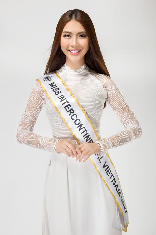 """Kết thúc The Face, Tường Linh """"bất ngờ"""" tham dự Miss Intercontinental 2017 - Hình 3"""