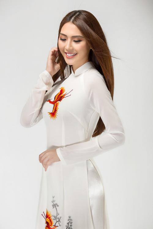 """Kết thúc The Face, Tường Linh """"bất ngờ"""" tham dự Miss Intercontinental 2017 - Hình 5"""