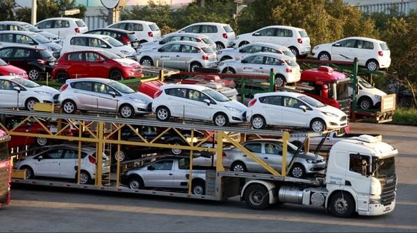 nhập khẩu ô tô cũ
