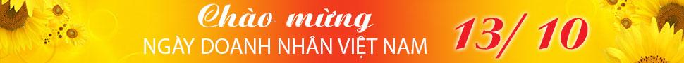 Chào mừng ngày doanh nhân Việt Nam 2017