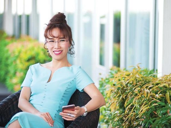 Những nữ doanh nhân góp phần làm nên thương hiệu Việt - Hình 3