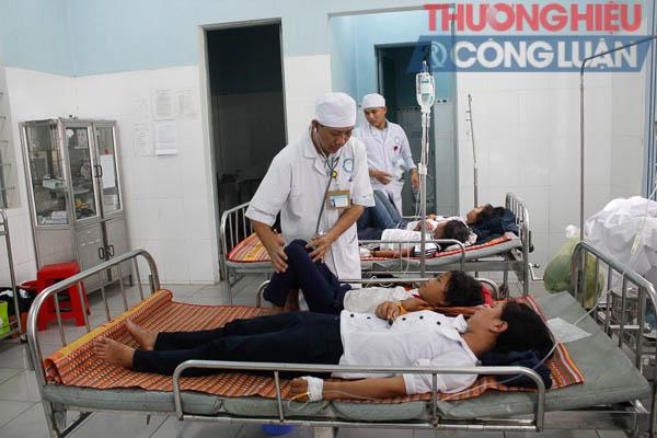 Kon Tum: 84 học sinh nhập viện nghi ngộ độc thực phẩm - Hình 1