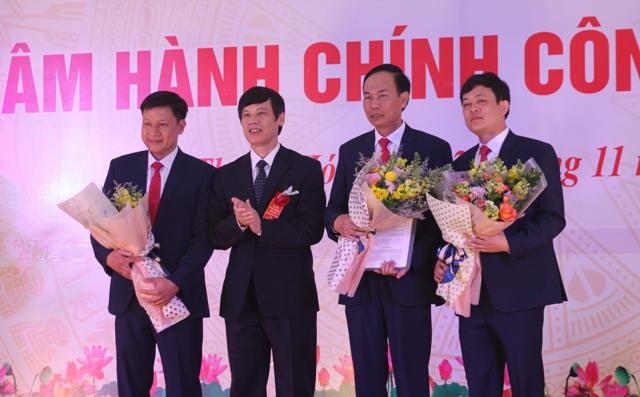 Thanh Hóa: Khai trương Trung tâm Hành chính công - Hình 3