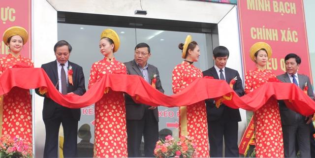 Thanh Hóa: Khai trương Trung tâm Hành chính công - Hình 4