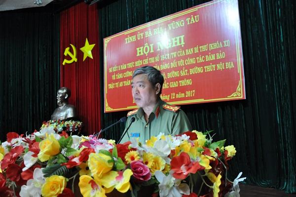 Bà Rịa-Vũng Tàu: Hơn 1.000 người thiệt mạng vì TNGT đường bộ xảy ra trên địa bàn - Hình 1