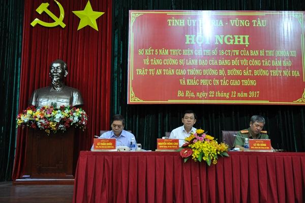 Bà Rịa-Vũng Tàu: Hơn 1.000 người thiệt mạng vì TNGT đường bộ xảy ra trên địa bàn - Hình 2