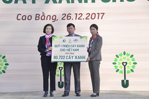 Hành trình về nguồn của Vinamilk và quỹ 1 triệu cây xanh tại tỉnh Cao Bằng - Hình 3