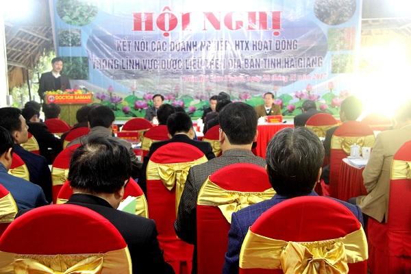 Công ty CP Sao Thái Dương: Tham gia xúc tiến đầu tư tại Hà Giang 2017 - Hình 2