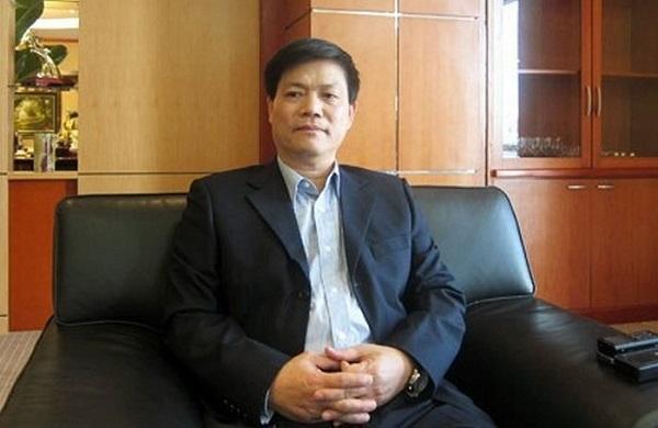 Khởi tố, bắt, khám xét đối với nguyên Chủ tịch HĐTV Vinashin Nguyễn Ngọc Sự - Hình 1