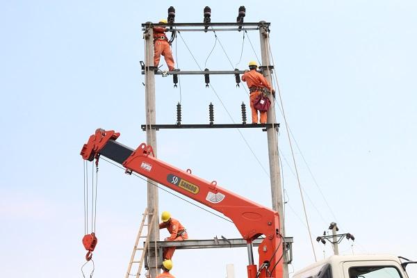 EVNNPC: Sản lượng điện thương phẩm tháng 1 tăng 16,07% so cùng kỳ - Hình 1