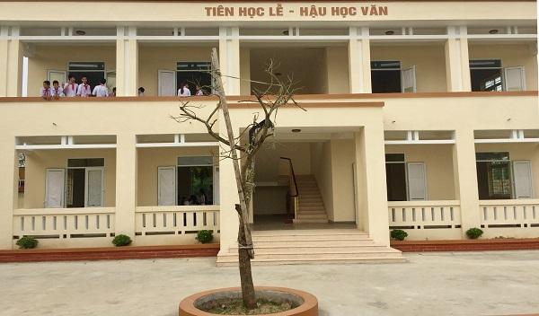 Maritime Bank tặng 1 tỷ đồng xây trường học tại Thái Bình - Hình 1