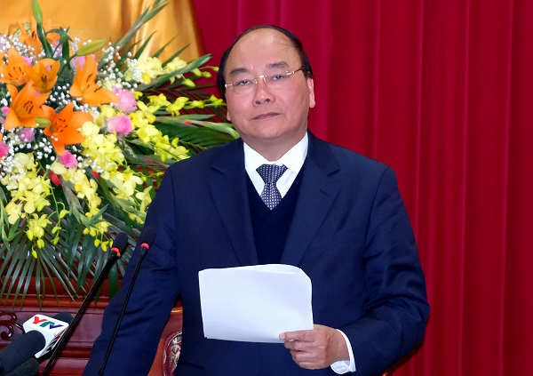 Thủ tướng Nguyễn Xuân Phúc: Yên Bái phải xã hội hóa mạnh mẽ nguồn lực - Hình 1