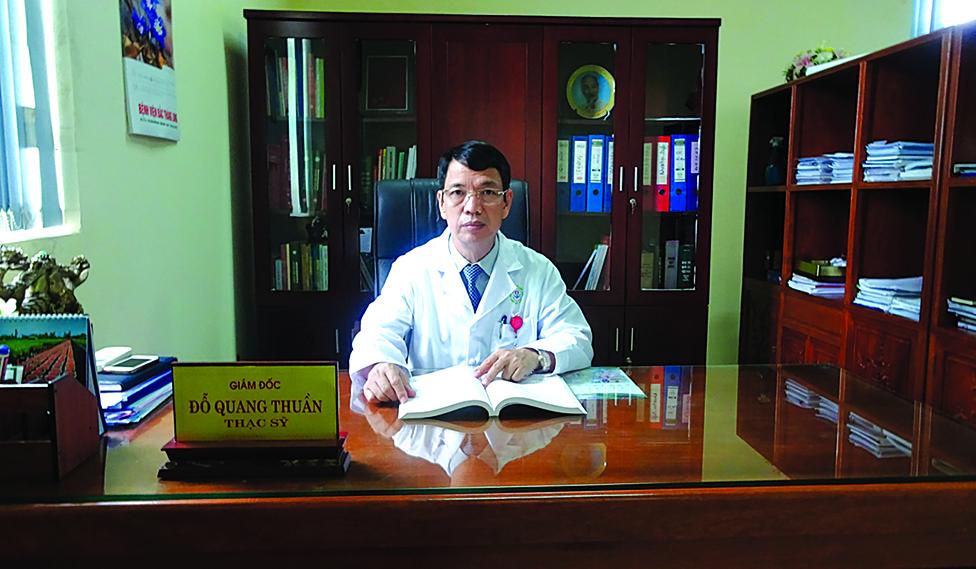 Bệnh viện Bắc Thăng Long: Nâng cao chất lượng dịch vụ khám chữa bệnh - Hình 1