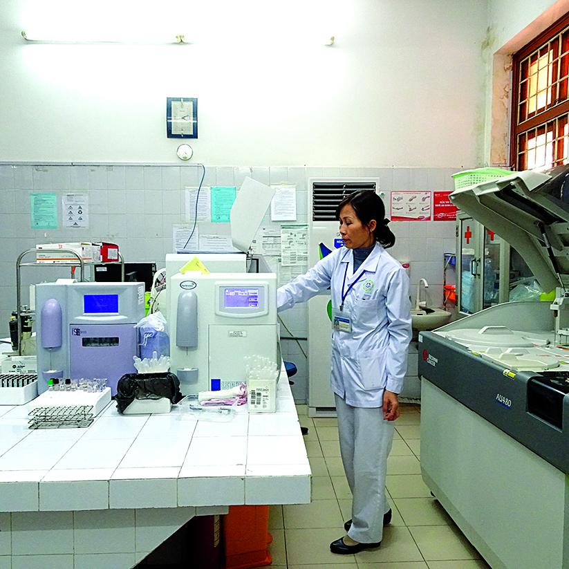 Bệnh viện Bắc Thăng Long: Nâng cao chất lượng dịch vụ khám chữa bệnh - Hình 2