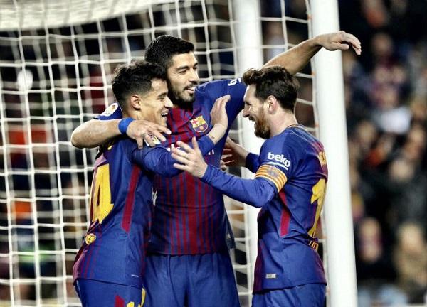 Kết quả bóng đá châu Âu tối 25, rạng sáng 26/2: MU lội ngược dòng Chelsea, Barcelona thắng đậm - Hình 2
