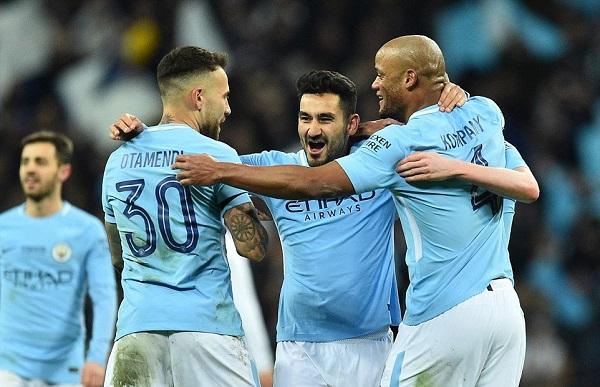 Thắng cách biệt Arsenal, Man City lên ngôi vô địch League Cup - Hình 1
