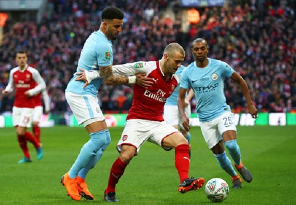 Arsenal – Man City: Bại binh phục hận - Hình 1