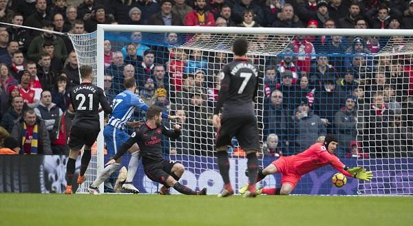 Thi đấu nhạt nhòa, Arsenal tiếp tục mất điểm - Hình 1