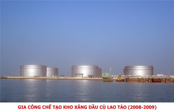 Công ty CP Xây lắp đường ống bể chứa dầu khí kỷ niệm 30 năm ngày thành lập