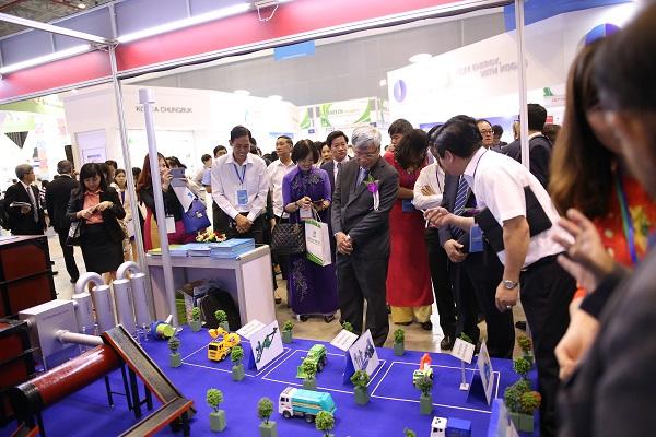 ENTECH VIETNAM 2018:  Quy tụ nhiều công nghệ và sản phẩm xanh