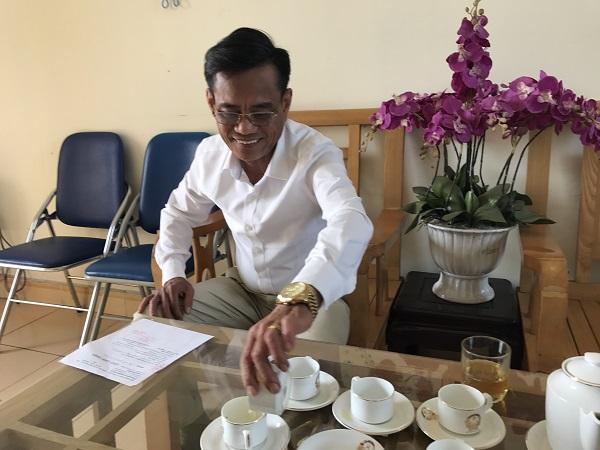 Hải Phòng: Chủ tịch xã Hữu Bằng không làm việc với phóng viên? - Hình 1