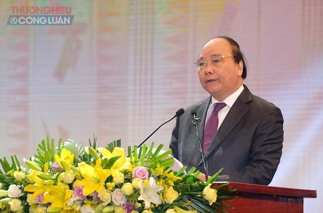 Thủ tướng dự lễ kỷ niệm 30 năm thành lập Ngân hàng Agribank - Hình 1