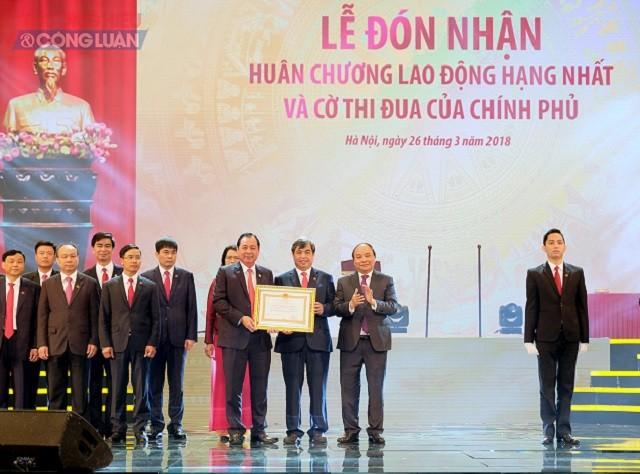 Thủ tướng dự lễ kỷ niệm 30 năm thành lập Ngân hàng Agribank - Hình 2
