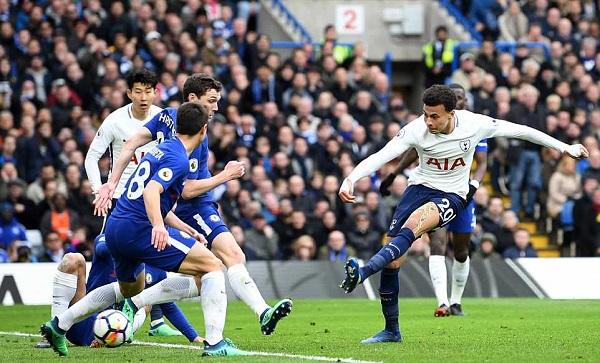 Chelsea 1 - 3 Tottenham: Ngược dòng thành công - Hình 2