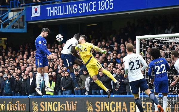 Chelsea 1 - 3 Tottenham: Ngược dòng thành công - Hình 1