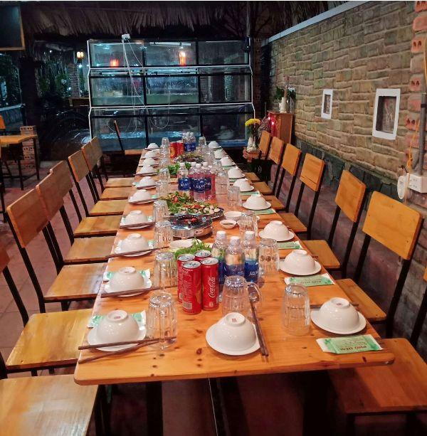 Khai trương nhà hàng Hương Biển tại Kỳ Anh - Hà Tĩnh - Hình 13