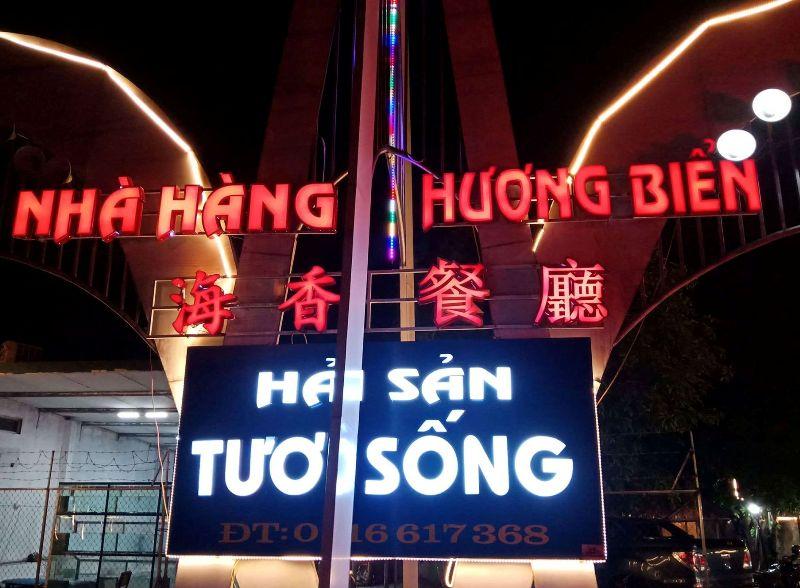 Khai trương nhà hàng Hương Biển tại Kỳ Anh - Hà Tĩnh - Hình 2