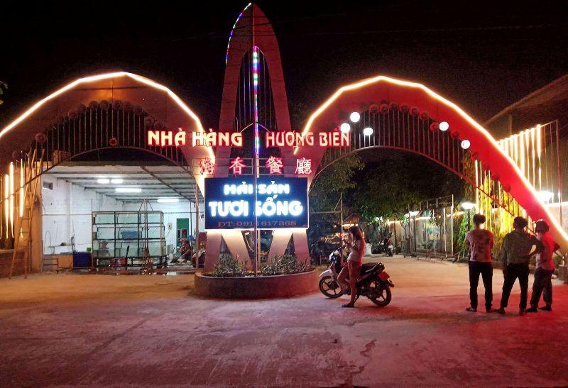 Khai trương nhà hàng Hương Biển tại Kỳ Anh - Hà Tĩnh - Hình 1