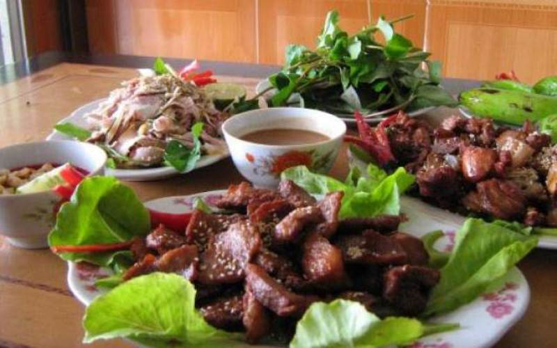 Khai trương nhà hàng Hương Biển tại Kỳ Anh - Hà Tĩnh - Hình 11