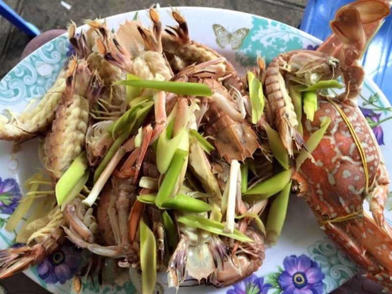 Khai trương nhà hàng Hương Biển tại Kỳ Anh - Hà Tĩnh - Hình 8