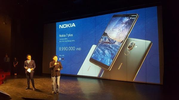 Bộ đôi smartphone Nokia chính thức ra mắt tại Việt Nam - Hình 1