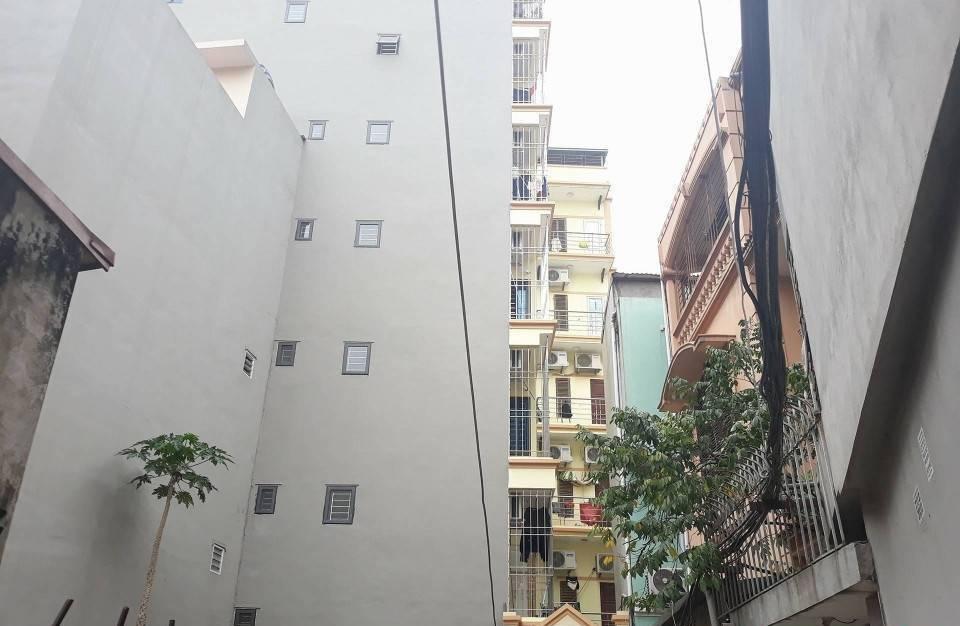 """Quận Đống Đa, Hà Nội: Nhiều chung cư mini phá vỡ quy hoạch, nằm trong tầm ngắm của """"bà hỏa"""""""