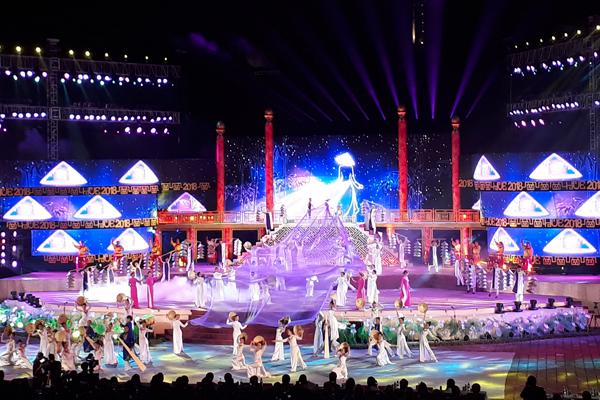 Ấn tượng lễ Khai mạc Festival Huế 2018 - Hình 5