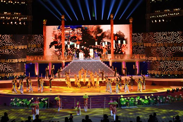 Ấn tượng lễ Khai mạc Festival Huế 2018 - Hình 2