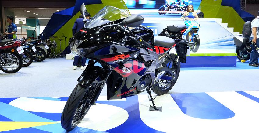 Suzuki ra mắt mẫu motor GSX-R150 2018, giá siêu rẻ chỉ 45 triệu đồng - Hình 3