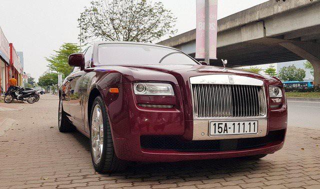 Đại gia Huế chơi Rolls-Royce Ghost biển ngũ quý 1 hơn 11 tỷ đồng - Hình 5
