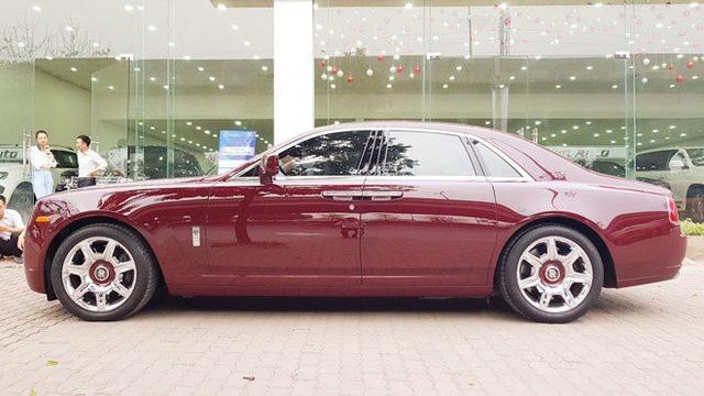 Đại gia Huế chơi Rolls-Royce Ghost biển ngũ quý 1 hơn 11 tỷ đồng - Hình 6
