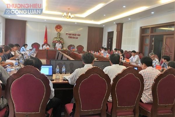 Hội nghị xúc tiến đầu tư giữa tỉnh Gia Lai và TP. Hồ Chí Minh năm 2018. - Hình 1