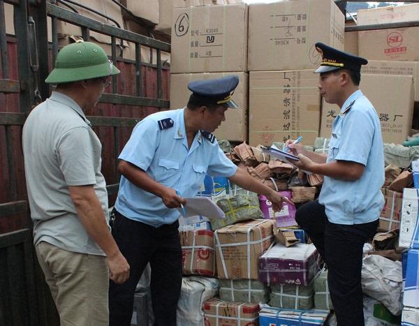 Hải quan Lạng Sơn: Xử lý nhiều vụ vi phạm - Hình 1