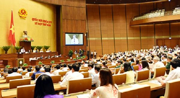 ĐBQH Nguyễn Hữu Cầu: Cần làm rõ tăng trưởng cao nhưng thu cân đối ngân sách thiếu hụt - Hình 1