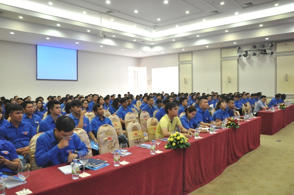 Đoàn TN Tập đoàn Dầu khí Việt Nam: Triển khai, quán triệt nghị quyết đại hội đoàn các cấp - Hình 4
