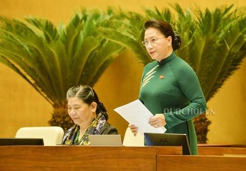 Chủ tịch Quốc hội: Xử lý dứt điểm các trạm BOT đặt không đúng vị trí - Hình 1