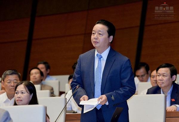 Bộ trưởng Trần Hồng Hà: Khoảng 95% nước thải sinh hoạt chưa được xử lý xả thẳng ra môi trường - Hình 1