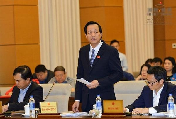 Bộ trưởng Đào Ngọc Dung: Loạn thu phí, cò mồi, trốn trách nhiệm từ DN XK lao động - Hình 1