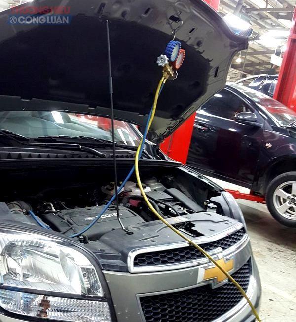 Vụ Chevrolet Giải Phóng bị 'tố' làm ăn gian dối: Xe vừa mua đã hỏng lốc điều hòa - Hình 4